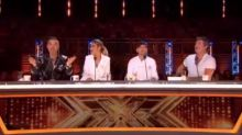 'The X Factor' First Look Video: Robbie Williams and Louis Tomlinson in action