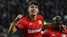 Havertz jouera la Ligue Europa avec le Bayer Leverkusen