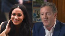Piers Morgan slams Meghan Markle: 'She's going to end up like a mini royal Kim Kardashian'