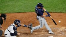 Rays beat Yanks again 4-2; Cole's streak intact after ND