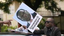 Zimbabwe's Mnangagwa to return to the country after Mugabe's resignation