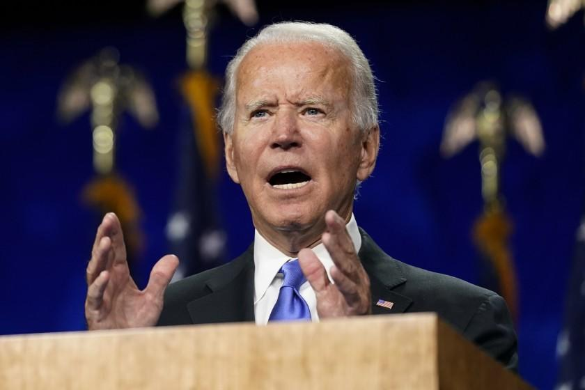 Joe Biden condemns police shooting of Jacob Blake, urges protesters to stay peaceful
