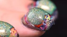 Beauty Vlogger Creates 'Nail Mountain' With 116 Layers Of Polish
