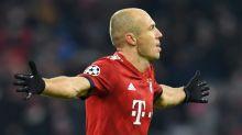 Injury mystery threatens to blight Robben's Bayern swansong