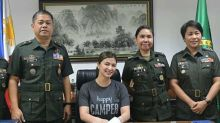"""Angel Locsin preps up for """"The General's Daughter"""""""