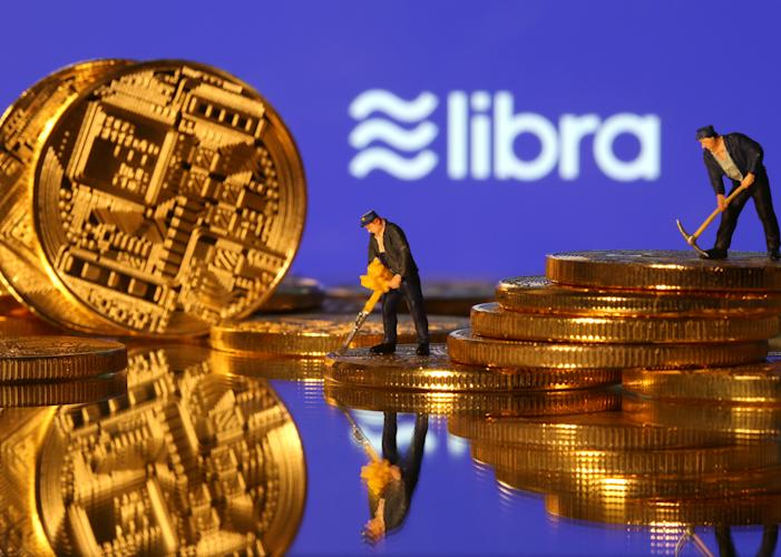 FB Libra could be to crypto what AOL was to the internet in the '90s, says  one crypto expert