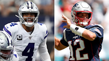 NFL Week 3 picks: Will Cowboys, Patriots cover their historic spreads?