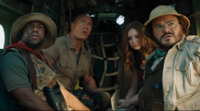'Jumanji: The Next Level' Trailer: Kevin Hart and The Rock Return for Another Wild Ride