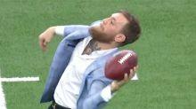 Fans mock Conor McGregor over embarrassing NFL fail