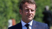 Emmanuel Macron convaincu qu'il faut restaurer Notre-Dame et sa flèche à l'identique