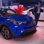 Floor Tour of all that Toyota has to offer this year at the 2019 New York International Auto Show