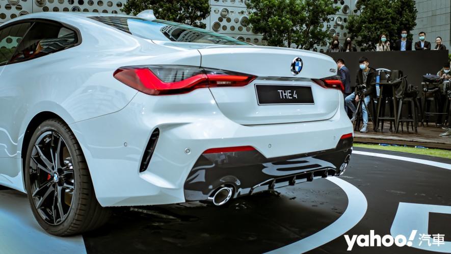 全集中呼吸法-肺之呼吸!2021 BMW 4-Series 236萬起登台上市! - 6