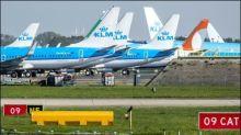 Niederländische KLM streicht bis zu 5000 Stellen