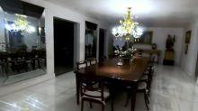 Filho de Hebe abre mansão da apresentadora em SP e revela história de capela construída em segredo; veja fotos