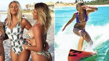 'Completed my life': Aussie surfer spills on X-rated career change