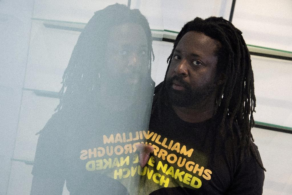 Jamaica has trouble embracing the novelist Marlon James (pictured), even after he won one of the world's top literary prizes, the Man Booker, last year (AFP Photo/Dominique Faget)