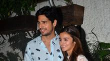 Nobody Can Decide That, No One Knows What Can Happen in the Future: Sidharth Malhotra on Alia Bhatt