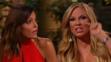 Bethenny Frankel's softcore porn past causes fiery fight on 'Real Housewives' reunion