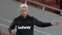 David Moyes hails his West Ham coaching team for stepping up: 'I couldn't praise them enough'