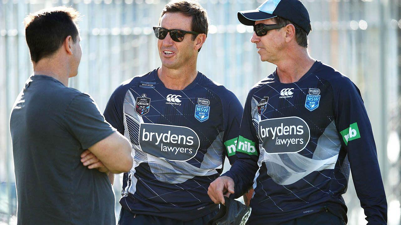 The absolute smokey in contention for NSW selection