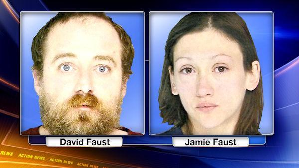 Parents of young children arrested on heroin charges