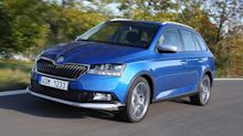 Skoda Fabia Combi Scoutline is rugged but has no all-wheel drive