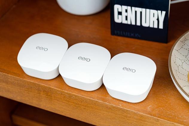Apple starts selling Amazon's Eero mesh routers