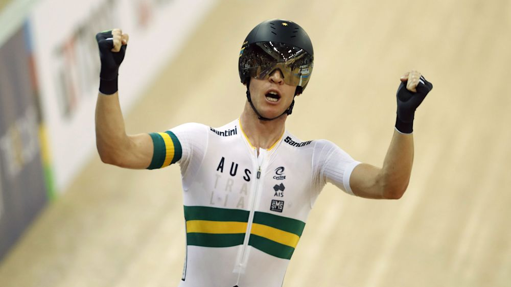 Meyer and Kerby strike gold for Australia