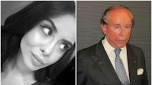 Ella es Adela, la supuesta hija secreta de José María Ruiz-Mateos