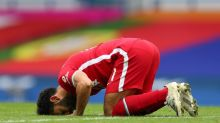 African players in Europe: Red-letter day for 100-goal Salah