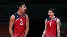 Epic comeback sends U.S. men's volleyball to the medal podium