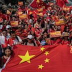 China: U.S. Senate remains blind on facts and Hong Kong people's well-being
