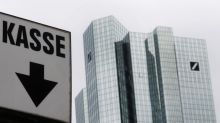 Deutsche Bank sees $550 million first-quarter impact from strong euro, funding costs
