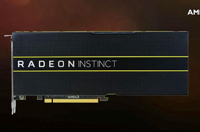 AMD is gearing up for 7-nanometer CPUs and graphics cards