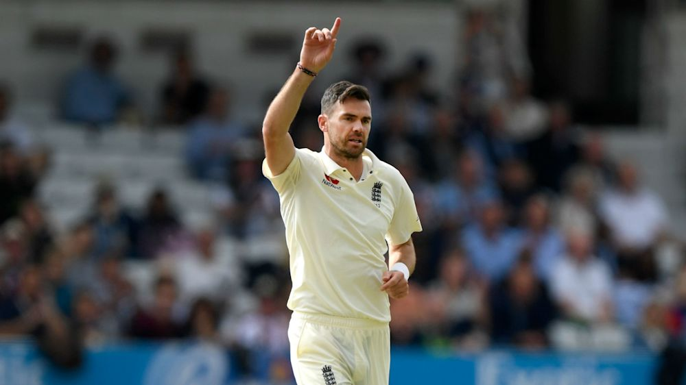 Anderson named England vice-captain ahead of Ashes