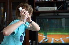 Personal trainer uses Wii for workouts