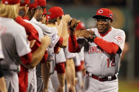 MLB: NL Wild Card-Cincinnati Reds at Pittsburgh Pirates