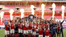 Aubameyang goals clinch FA Cup for Arsenal, beating Chelsea