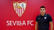 Marcos Acuña, el lateral izquierdo que se inventó Sampaoli y ahora ha fichado el Sevilla