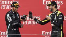 Former F1 champ suggests Daniel Ricciardo could 'mentally hurt' Lewis Hamilton