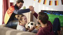 Die besten großen Fernseher für die WM