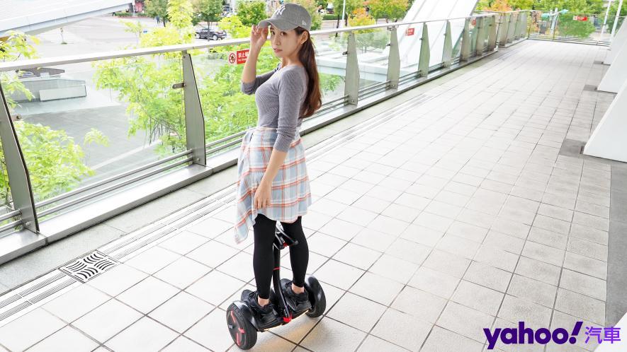 最從容帥氣的移動生活新指標!Segway Ninebot S PRO開箱實測! - 2