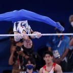 Olympics-Gymnastics-Reign of Japan's 'King Kohei' Uchimura comes to an end