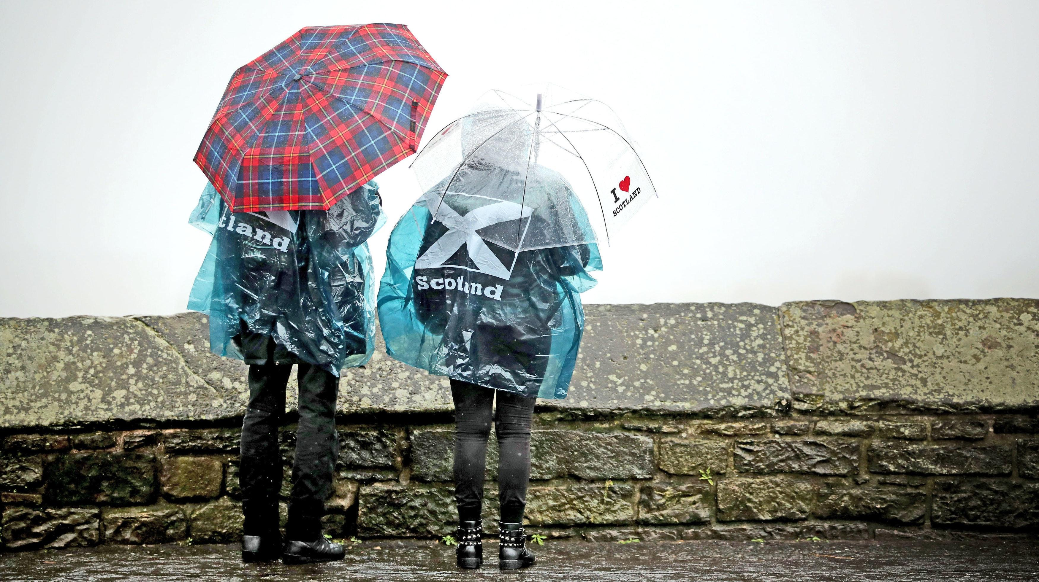 More dreich than braw – 'most iconic Scots word' revealed