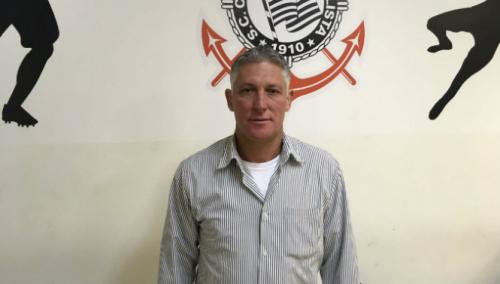 Ex-jogador e técnico do Corinthians, Márcio Bittencourt será observador