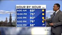 CBS 2 Weather Watch (10 p.m. (May 27, 2015)