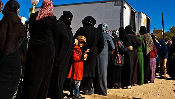 CARE pleads for help for Syrian refugees