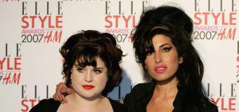 Kelly Osbourne pays tribute to BFF Amy Winehouse