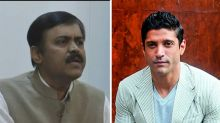 'Mersal' controversy: Farhan Akhtar takes a dig on BJP leader