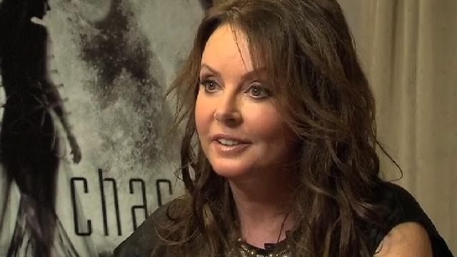Sarah Brightman books trip to space